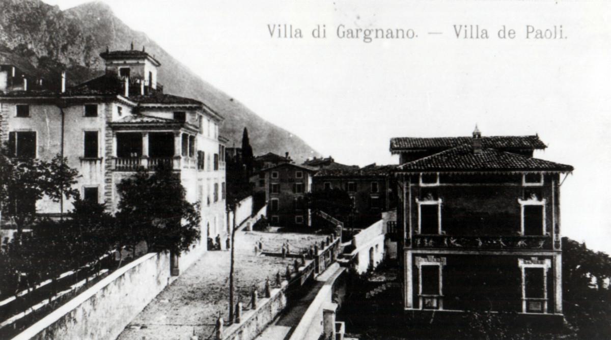 Image result for villa de paoli gargnano images
